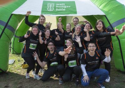 Zero Hunger Run 2016 der Deutschen Welthungerhilfe in Bonn